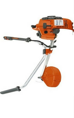 Husqvarna 223R 17-Inch 25cc 2-Stroke Gas Powered Straight Shaft Brushcutter (CARB Compliant)