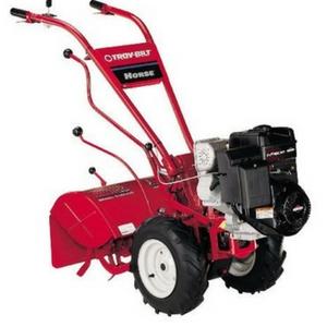 yard machine tiller review