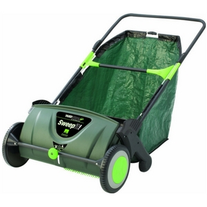 Yardwise Sweep it 23630-YW Cheap Push Lawn Sweeper, 21-Inch