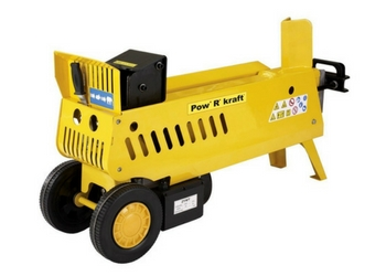 Best Electric Log Splitter - Pow R Kraft 65575 7-ton