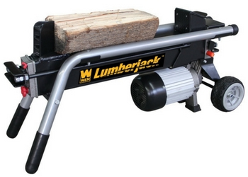 WEN 56206 6 Ton Electric Log Splitter