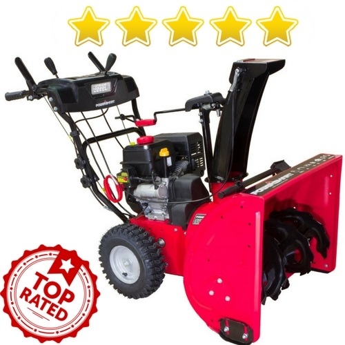 Best Snow Blower For Gravel Drive