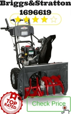 Best 2 Stage Snow Blower Under 1000 Awesome Power Low Price