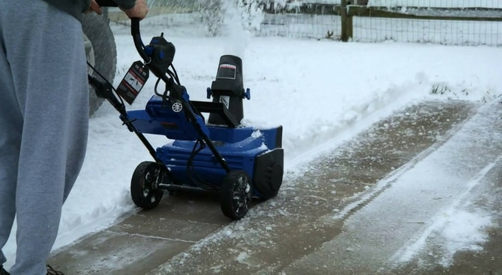 Best Cordless Snow Blower