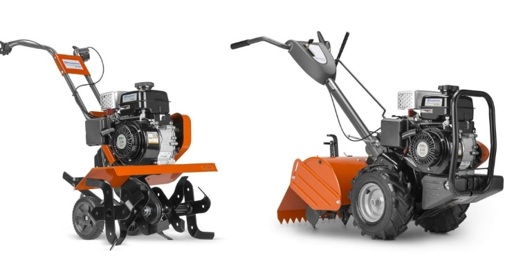 Husqvarna Tiller Reviews
