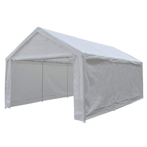 Best Portable Garage for Snow Load - [Updated 2019 Winter ...