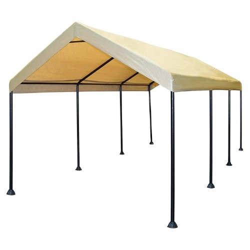 Caravan Canopy Mega Domain Winter Carport