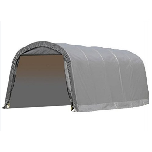 Rhino Shelters Round Portable Garage