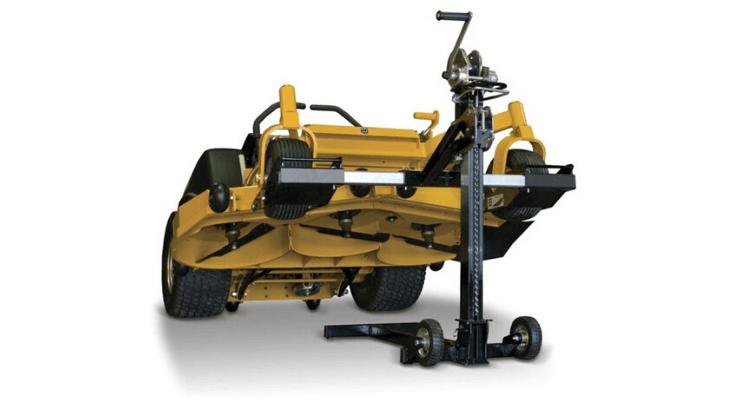 Best Lawn Mower Lift